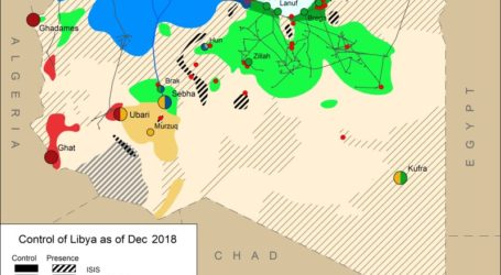 The Islamic State's Revitalization in Libya and its Post-2016 War of Attrition